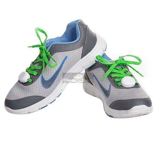 LED sko lisser GRØNN